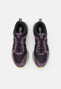 Nike Performance - REACT INFINITY RUN FK 2 - Neutral running shoes - violet dust/elemental pink/black/cyber - 3