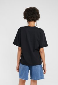 Mother of Pearl - CHARLIE - Print T-shirt - black - 2