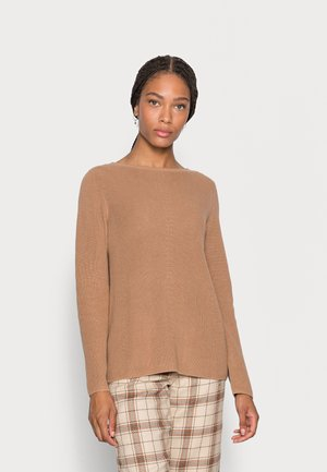 Jumper - french clay beige