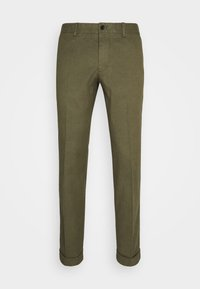 J.LINDEBERG - GRANT STRETCH PANTS - Chino kalhoty - lake green - 6