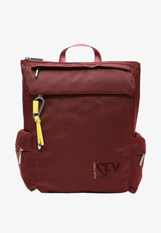 MARRY - Rucksack - red