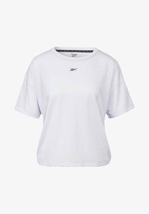 WORKOUT READY SPEEDWICK - Basic T-shirt - purple