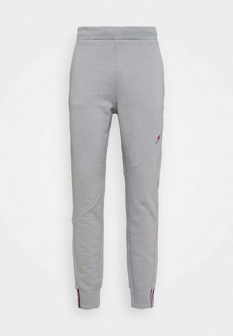 Tommy Hilfiger - LOGO PANT - Pantaloni sportivi - grey
