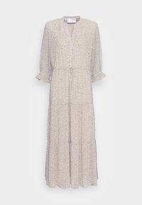 Selected Femme - SLFGAIA DAMINA ANKLE DRESS  - Maxi dress - birch - 3