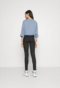 Sixth June - MONOGRAM - Leggings - Trousers - black - 2