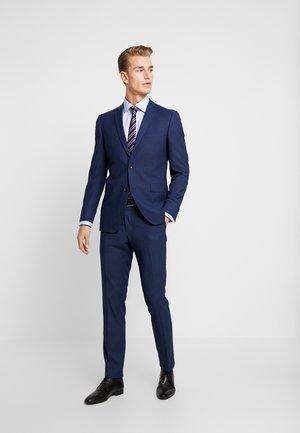 TONE BIRDSEYE - Kostym - blue