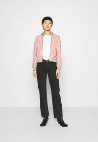 Gipsy - MOXI LULV - Leather jacket - rose - 1