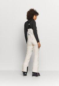 Billabong - DRIFTER - Snow pants - white cap - 2