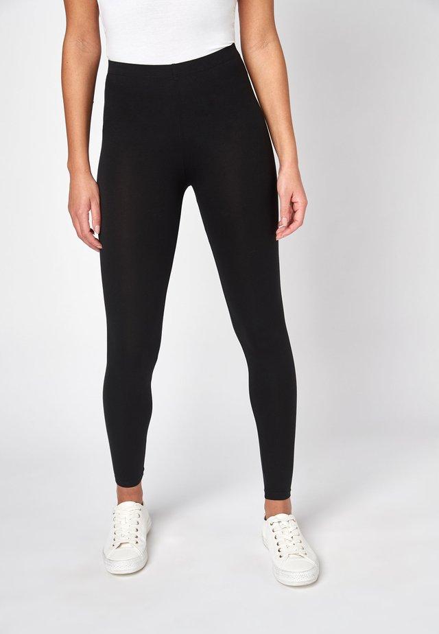 FULL LENGTH LEGGINGS - Leggings - Hosen - black