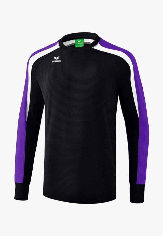 LIGA 2.0 SWEATSHIRT KINDER - Sweatshirt - schwarz / violet