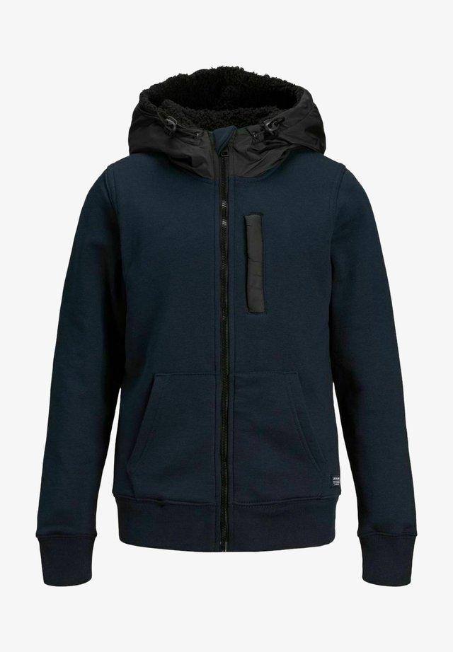 Collegetakki - navy blazer
