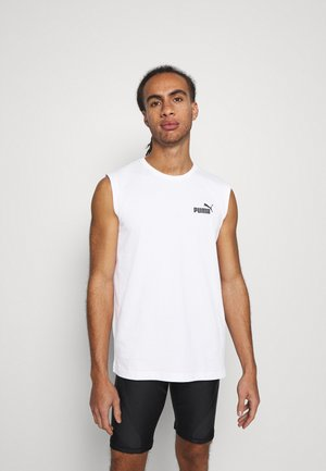 ESS SLEEVELESS - Débardeur - white