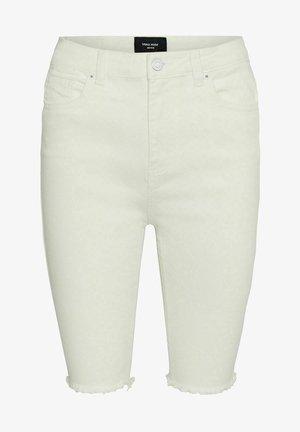 Shorts di jeans - cloud dancer