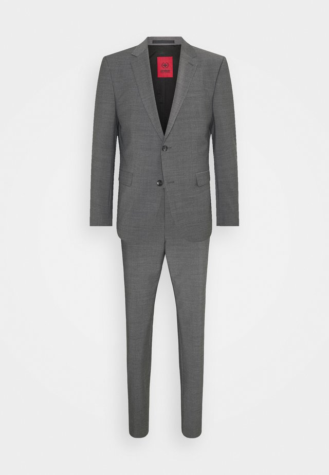 AIDAN MAX SET - Suit - grey