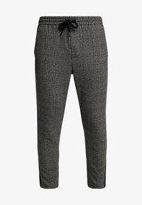 Only & Sons - ONSLINUS PANT CHECKS - Pantalon classique - medium grey melange - 5