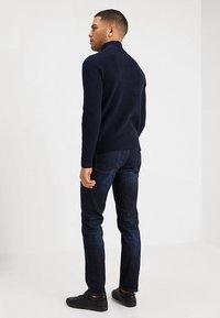 camel active - Slim fit jeans - dark blue denim - 2