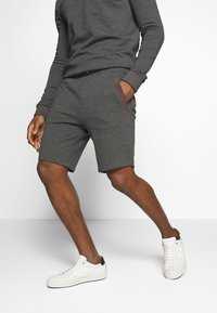 HUGO - Shorts - open grey - 0