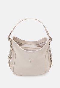 Esprit - HALLIET HOBO - Handbag - off-white - 2