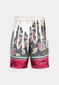 Grimey - HOPE UNSEEN ALL OVER PRINT UNISEX - Shorts - white - 0