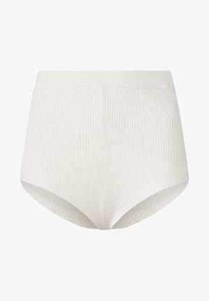 Alushousut - white