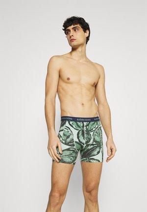 LEAFY SAMMY 5 PACK - Underkläder - lichen