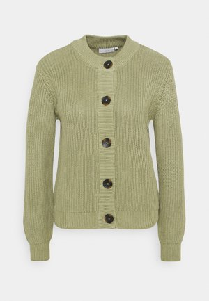 AFFIE  - Cardigan - oil green