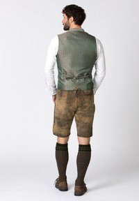 Stockerpoint - Weste - gray/green - 2