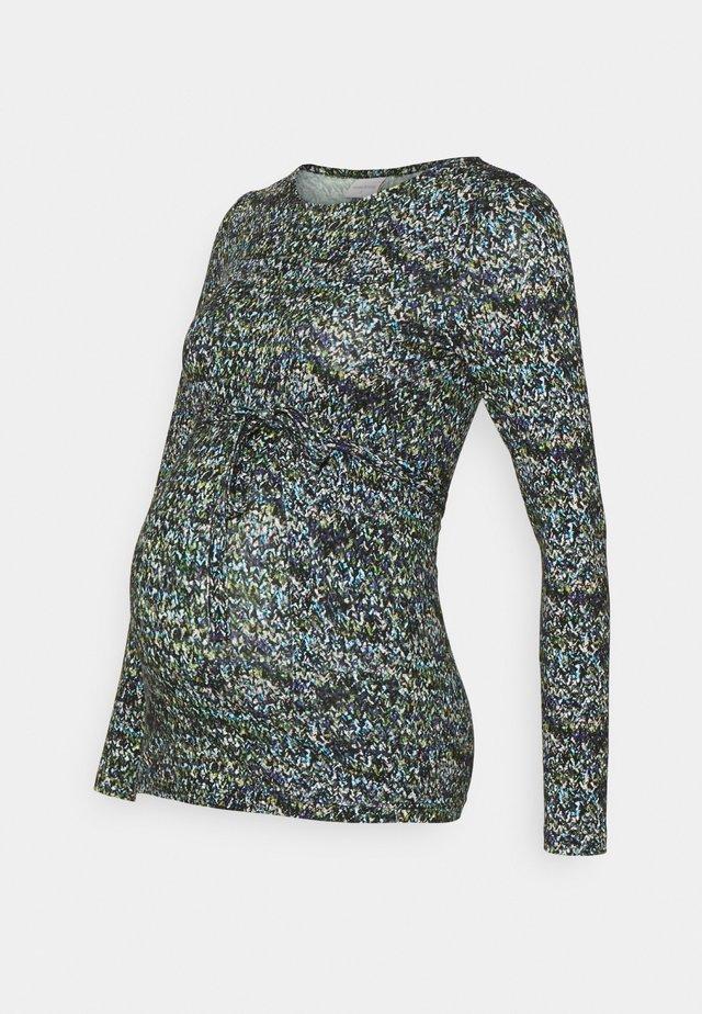 MLVALENTINA - Long sleeved top - black