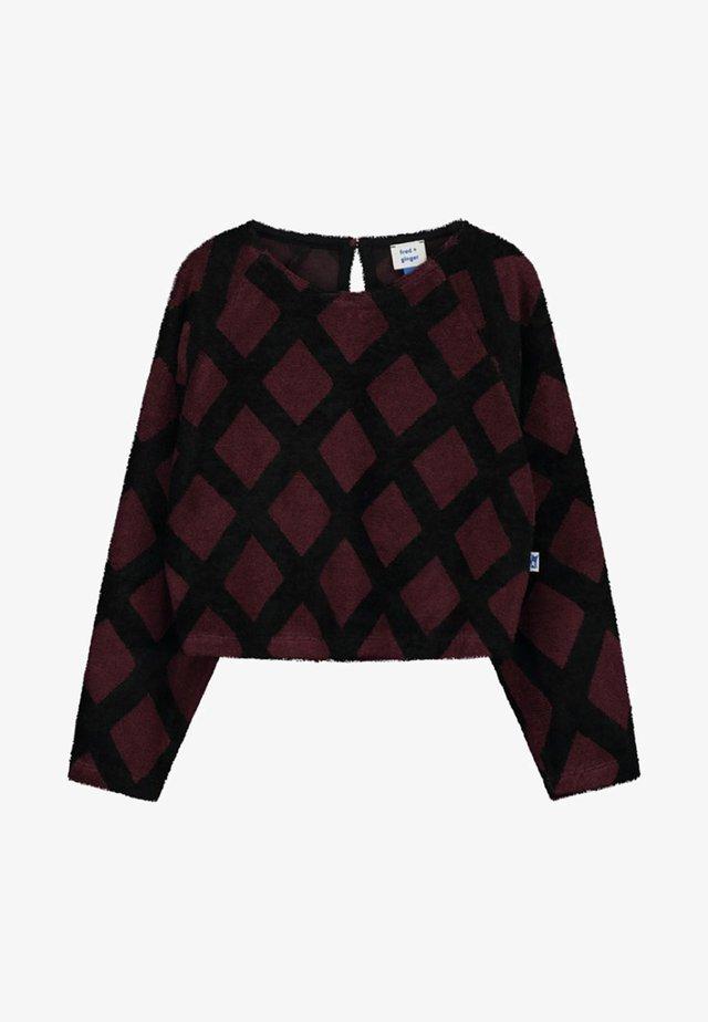 MILI - Sweatshirt - brownsugar