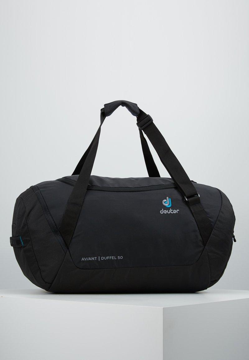 Deuter - AVIANT DUFFEL 50 - Sportstasker - black