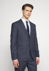 Tommy Hilfiger Tailored - BLEND  SLIM FIT SUIT - Suit - blue - 2