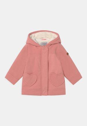 Winter coat - berry
