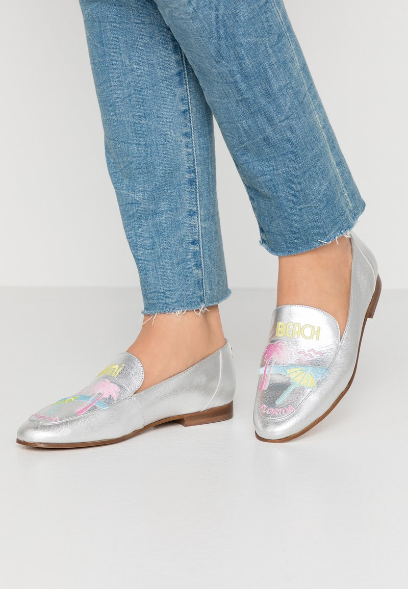 Cosmoparis - VIAMI - Loafers - argent