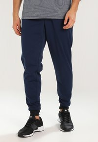 Under Armour - SPORTSTYLE - Tracksuit bottoms - academy - 0