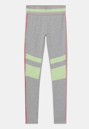 JUNIOR - Leggings - Trousers - light heather grey