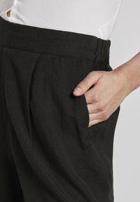 TOM TAILOR - Shorts - deep black - 4