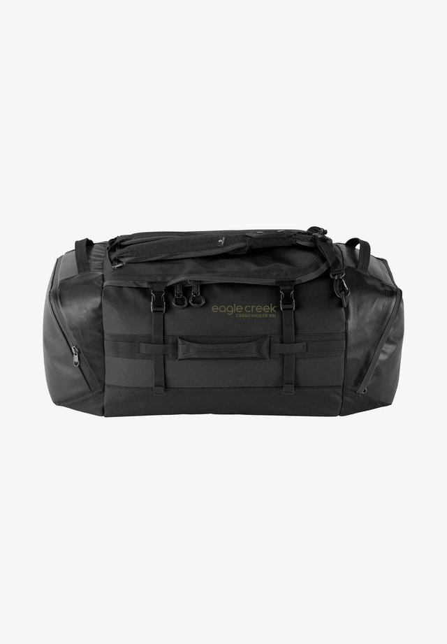 CARGO HAULER DUFFEL  - Weekend bag - jet black