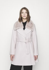 Forever New - JENNA COLLAR COAT - Classic coat - mink - 0