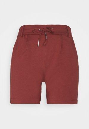 ONLPOPTRASH EASY - Shorts - henna