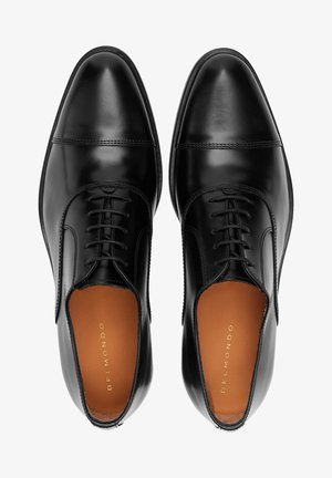 BUSINESS - Smart lace-ups - schwarz