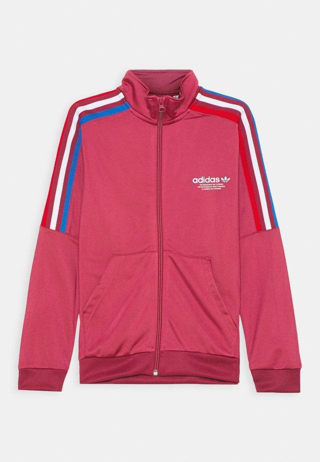 UNISEX - Training jacket - wild pink