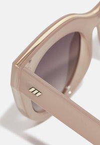 Le Specs - AIR HEART - Sunglasses - oatmeal - 3