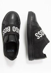 BOSS Kidswear - TURNSCHUHE - Slippers - schwarz - 0