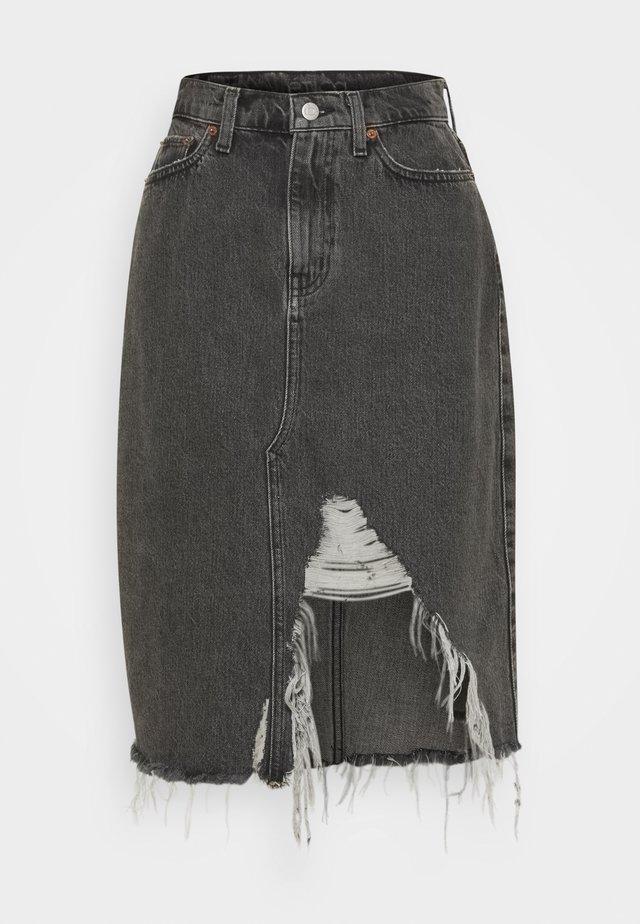JOHANNA - Gonna di jeans - smokey mountain