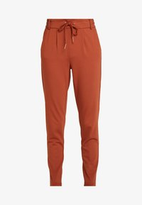 POPTRASH EASY COLOUR PANT - Trousers - ginger bread