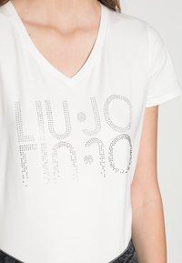 Liu Jo Jeans - Printtipaita - white - 4