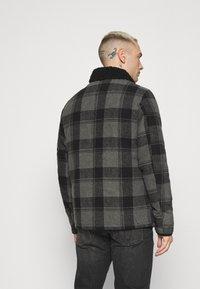 Cars Jeans - WOODALL  - Tunn jacka - mid grey - 2