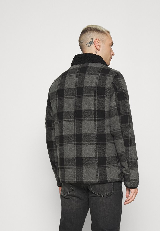 WOODALL  - Lett jakke - mid grey