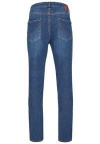 Club of Comfort - Straight leg jeans - mittelblau 943 - 3