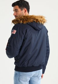 Alpha Industries - Winter jacket - rep blue - 2
